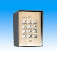 RGL KP50 Internal/External 12/24Volt Heavy Duty SS Keypad